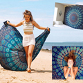 2016 Print Beach Towel Scarves And Stoles Shawls Wraps From India Poncho Summer Style Holidays Beach Tool