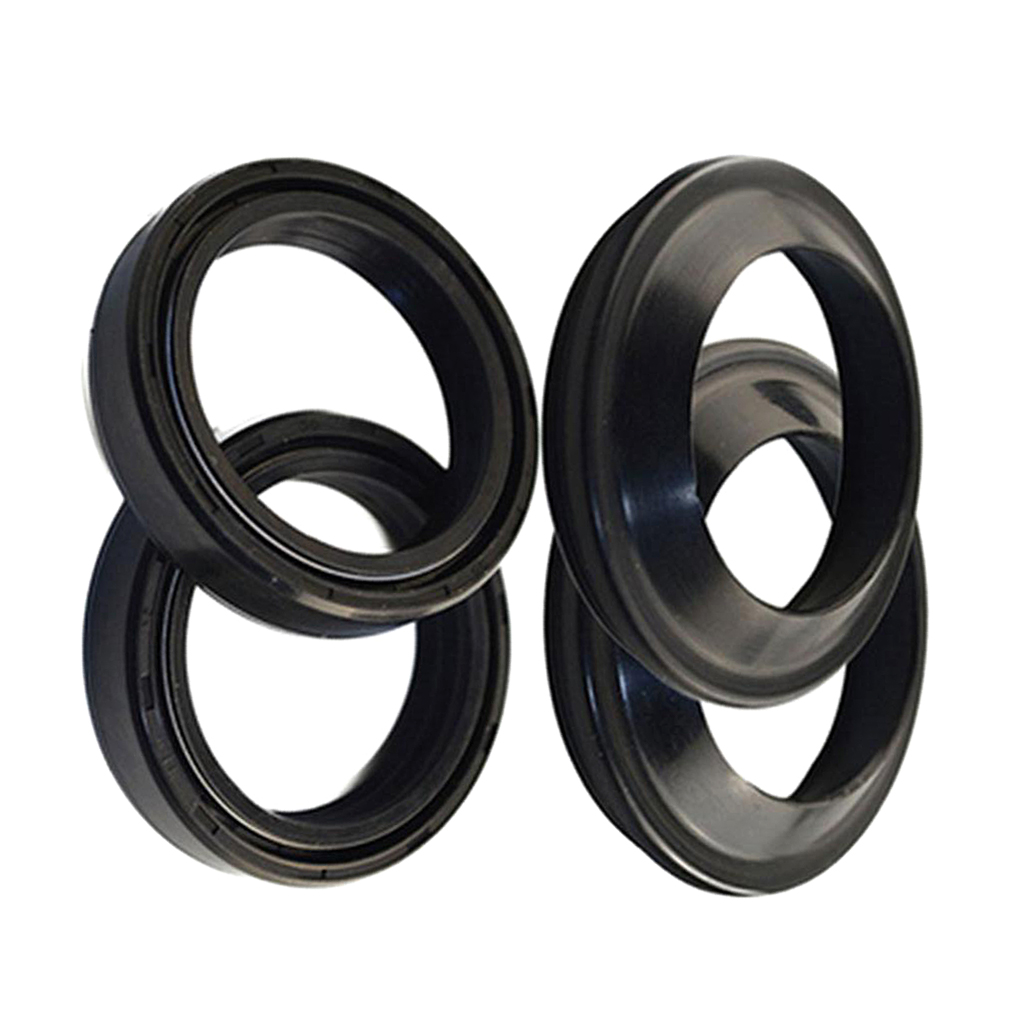 41x54x11 Motorcycle Front Fork Damper Oil Seal And Dust Kit