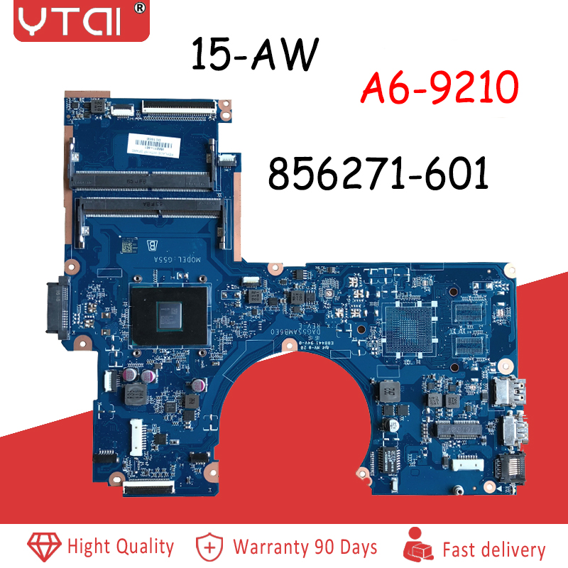 856271-001A6-9210  for HP Pavilion 15-AW motherboard DAG55AMB6E0 856271-601 DDR4 15-AW laptop motherboard856271-001A6-9210  for HP Pavilion 15-AW motherboard DAG55AMB6E0 856271-601 DDR4 15-AW laptop motherboard