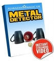 2014 Metal Detector by Brian Caswell-Magic tricks