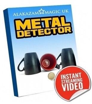 Detector de Metales 2014 de Brian Caswell-trucos de magia