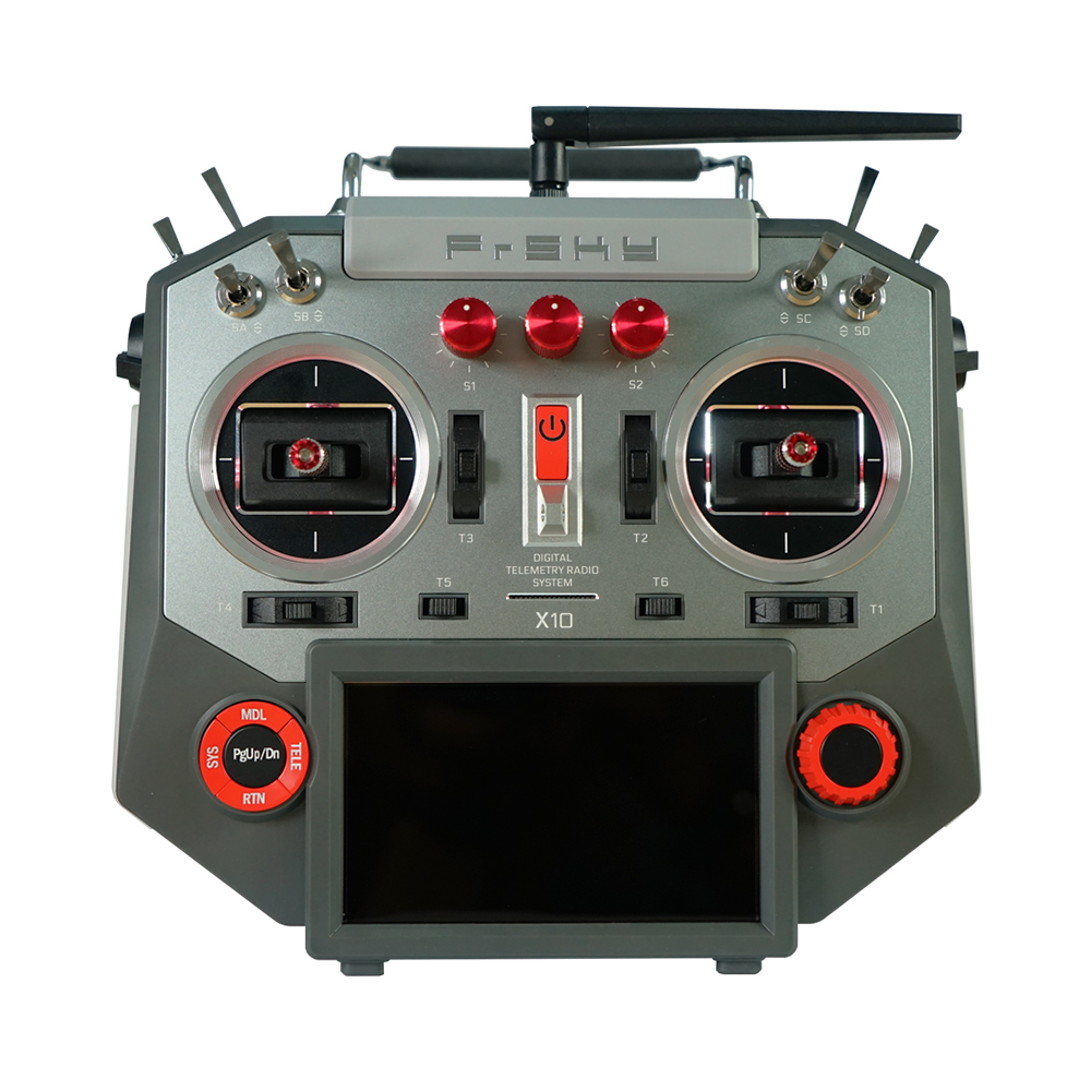 Émetteurs Frsky Horus X10 intégrés iXJT + module 2.4G 16CH télécommande antenne radio frsky pour hélicoptère RC kit drone fpv