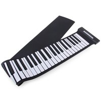 New Creative Wireless Keyboard MD88S USB MIDI Roll Up Piano Kit With 88 Keys For Music