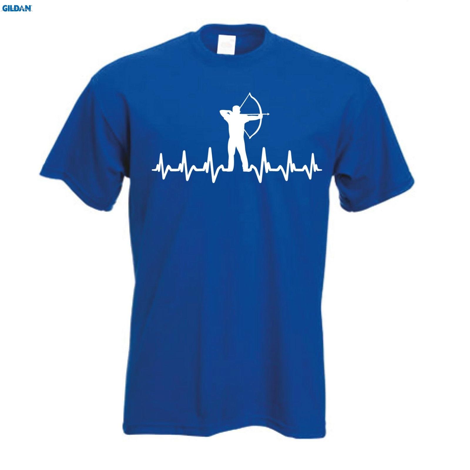 GILDAN Its In My Archery T Shirt Bow & Arrow T-Shirt FREE UK P&P Good Quality Brand Cotton Shirt Summer Style Cool Punk Tops