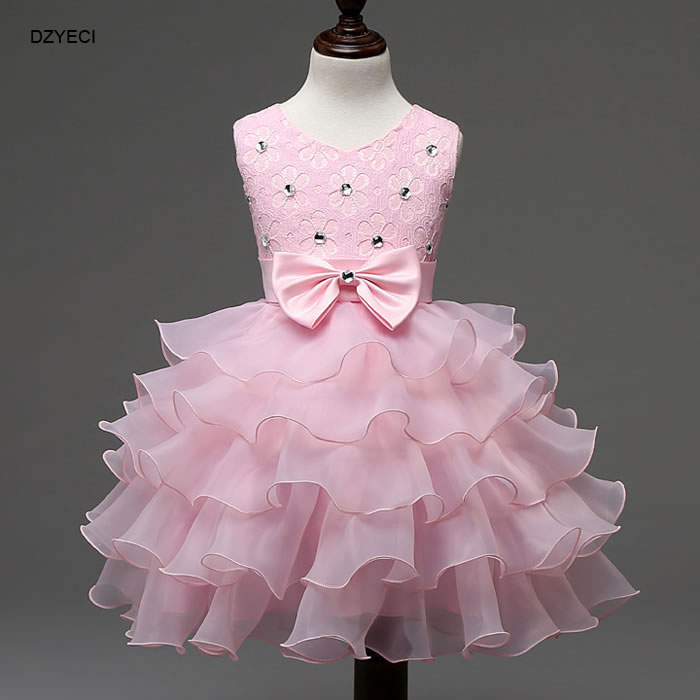 Christmas Costume For Baby Girl Wedding Party Dress Up New