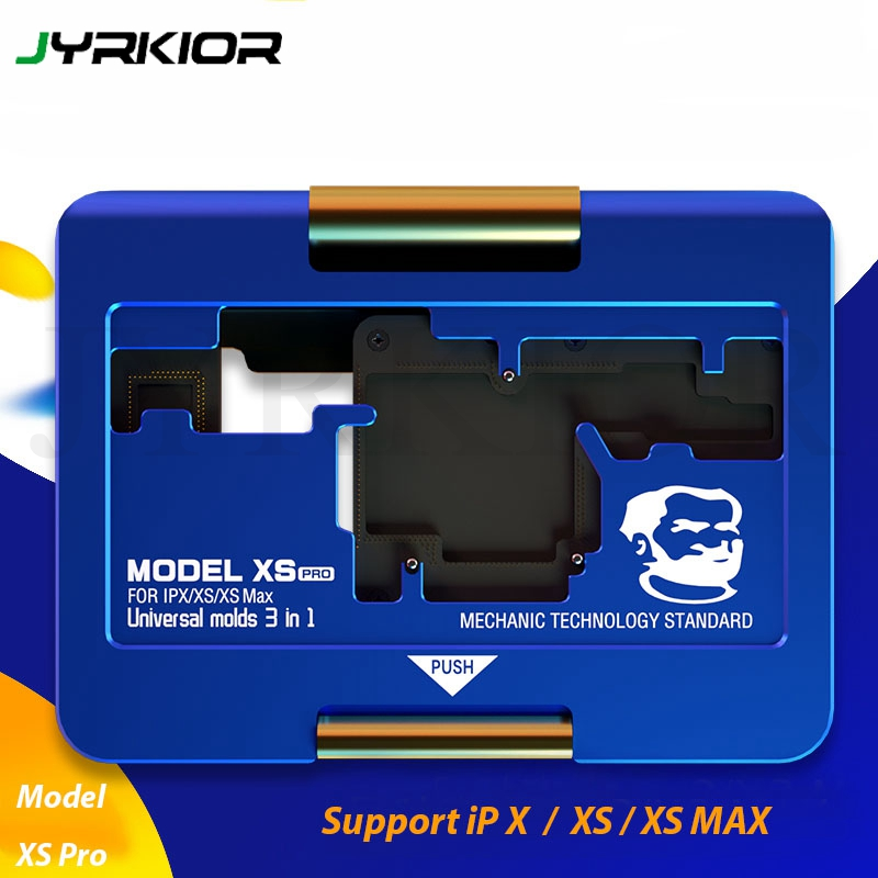 Mechanic MODEL XS Pro iSocket PCB Mainboard Holder Fixture Jig for iPhone X XS XS MAX