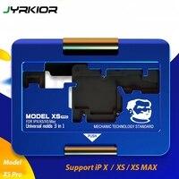 Mechanic model xs pro isocket pcb 메인 보드 홀더 고정 장치 지그 iphone x xs xs max 상단 및 레이어 테스터 유지 보수 고정 장치