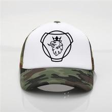 Último modelo Scania impresión red gorra de béisbol hombres y mujeres  verano tendencia nueva juventud Joker playa del sombrero d. b75526162e8