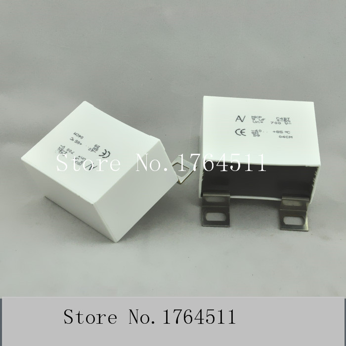 BELLA Original Authentic ARCOTRONICS AV MKP C4BT 9UF 5 Un700V AC Filter Capacitor