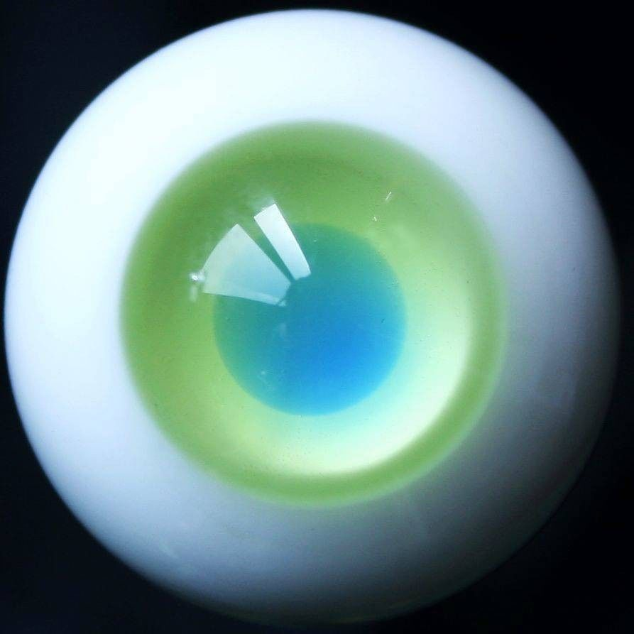 Good Quality 12MM Gray Glass BJD Eyes for DOD DZ AOD Volks Luts BJD Doll