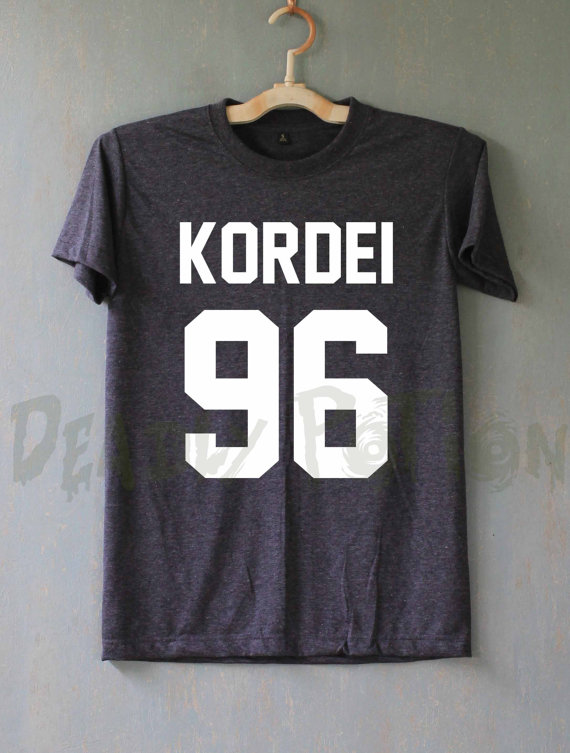 Normani Kordei Hemd Fifth Harmony Hemd T-Shirt T-Shirt T-Shirt - Damenbekleidung - Foto 2
