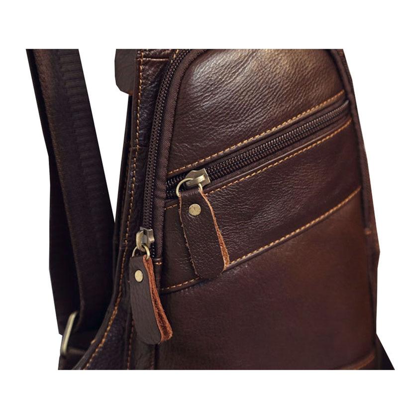 Ανδρική δερμάτινη τσάντα τσάντα με - Τσάντες - Φωτογραφία 6