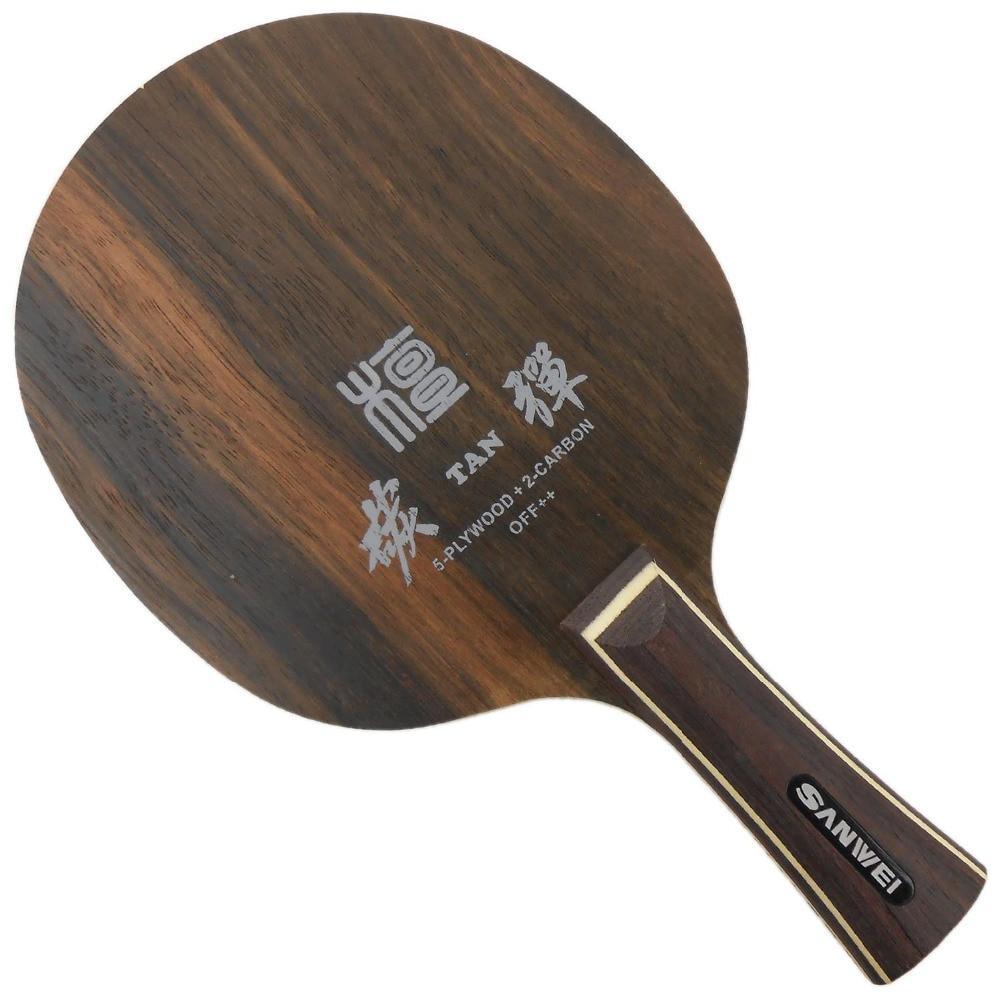 Original Sanwei Ebony-SEVEN (H7, H 7, H-7) table tennis / pingpong blade  hrt ebony nct vii ebony vii ebonyvii table tennis pingpong blade