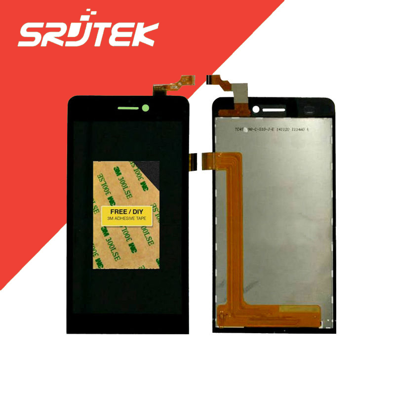 ФОТО For Archos 50 Helium 4G Digitizer Touch Screen+ LCD Display Panel Assembly Wholesale Price with Tracking