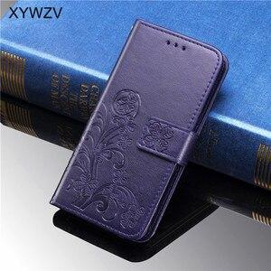 Image 4 - For Huawei Nova 4E Case Shockproof Flip Wallet Soft Silicone Phone Case Card Holder Fundas For Huawei Nova 4e Cover For Nova 4E