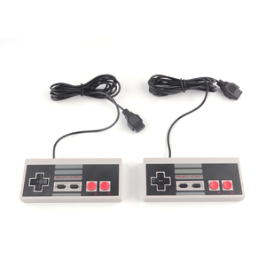 Image 2 - Video game console MINI NES Classic retro handheld game console 620 games Comes with original gamepad Family childrens toys