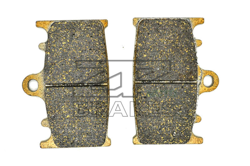 ZPMOTO Organic Brake Pads For Front SUZUKI GSR 600 K6 2006-,GSX-R 400 K6/K7/K8 2006-2008 New Motorcycle BRAKING free shipping new brake pads for front suzuki gsx 750 f katana 1989 1997 motorcycle braking organic oem
