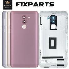 Dla Huawei Honor 6X pokrywa baterii tylne drzwi powrót obudowa Case Honor6X części zamienne 5.5