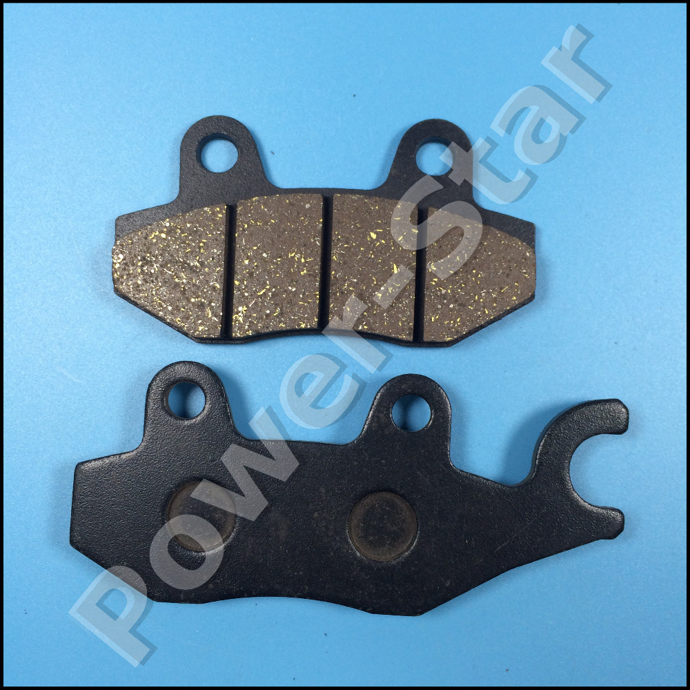 US $8 99  Free Shipping Right Side Brake Pads For Kazuma XinYang Jaguar  500CC Quad ATV Parts-in ATV Parts & Accessories from Automobiles &  Motorcycles