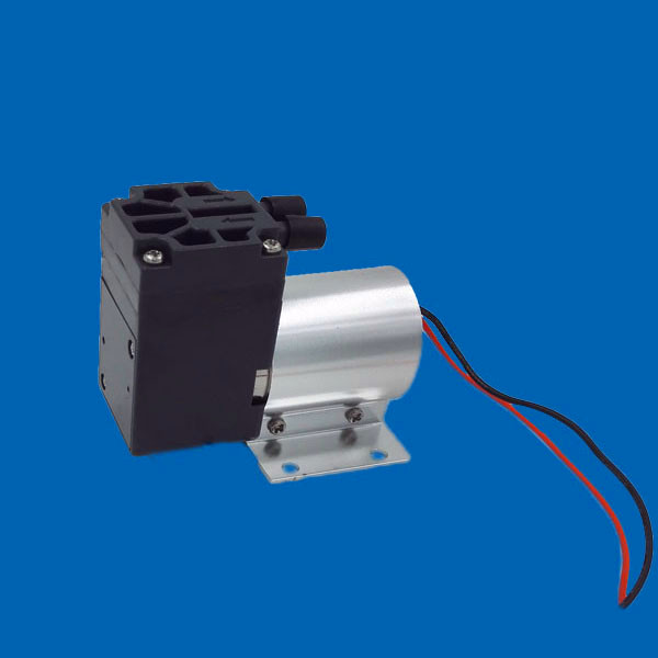 ФОТО 5L/M 65kpa vacuum diaphragm dc brushless beauty vacuum pump