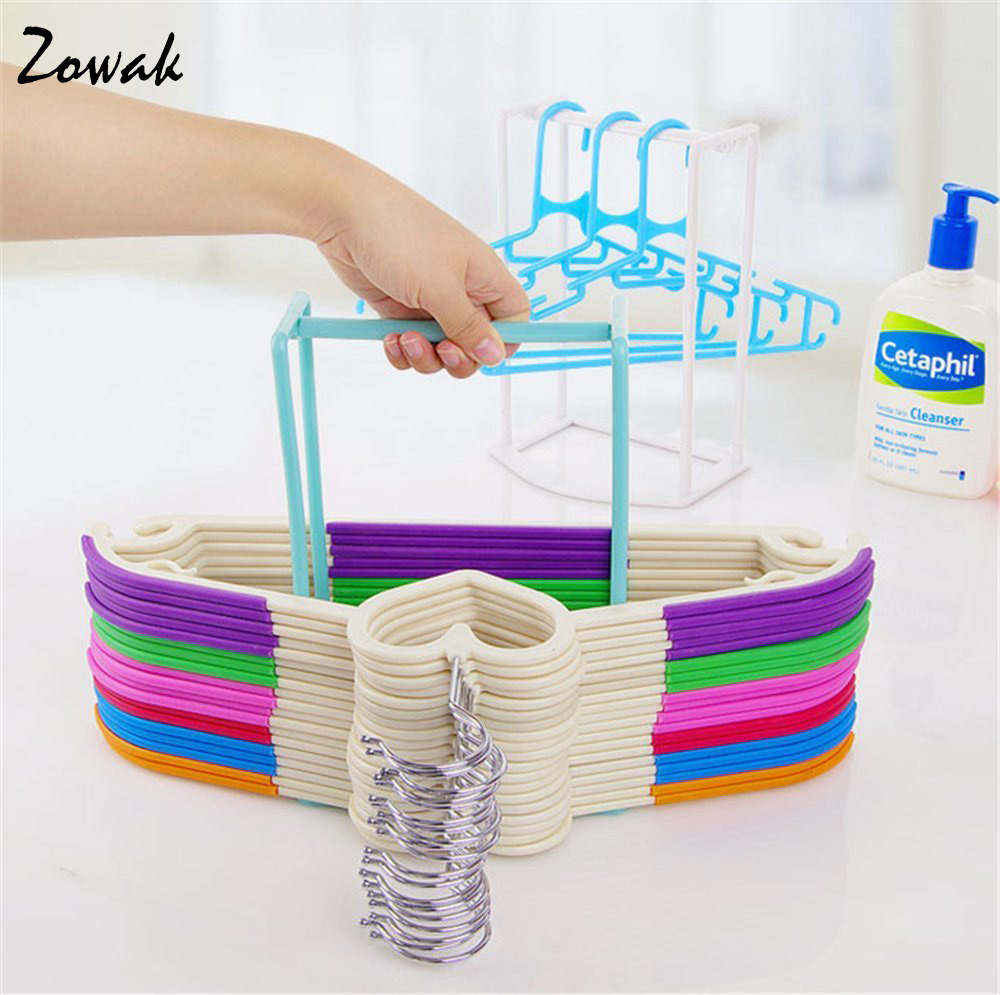 Clothes Hanger Storage Organizer Coat Closet Room Tools