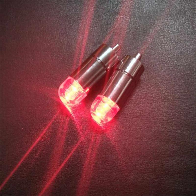 10 pezzi/lottp Impermeabile Micro Mini Decorativo Unico A Batteria Micro Mini Led Luce Natalizia Per La Cerimonia Nuziale Palloncino di Illuminazione