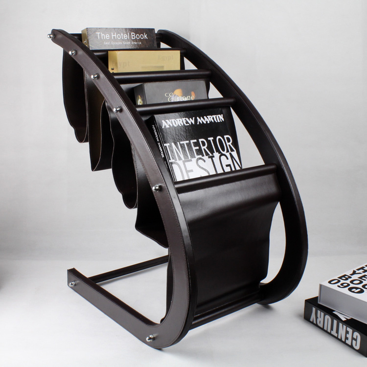 Online Buy Wholesale Wooden Newspaper Rack From China
