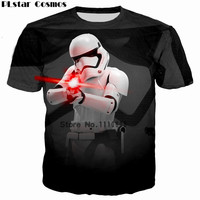 PLstar Cosmos Tshirt Homme Camisetas Hombre Novelty Star Wars A New Hope Robot Men T Shirts