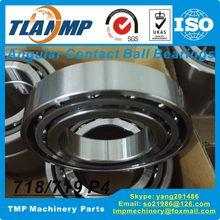 71909c sul p4 rolamento de esferas de contato angular (45x68x12mm) tlanmp rolamento de motor de alta velocidade