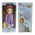 2016 Hot Now fashion Original edition Sofia the First princess Bobbi doll action figuresFor Kids Best Gift