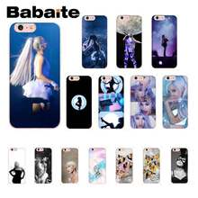 Babaite No Tears ซ้าย To Cry Ariana Grande Tpu สำหรับ iPhone 8 7 6 6S Plus X XS MAX 5 5S SE XR 11 11pro 11promax(China)