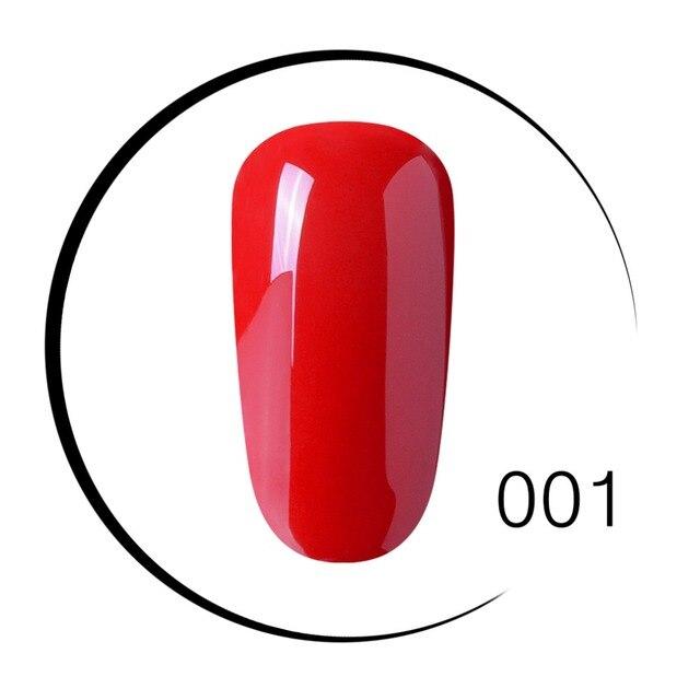 Elite99 36 stücke Nagel Gel Polnisch Wein Rot Farbe Nagel Gel Tränken Weg Von Fast Dry Lange Anhaltende Schönheit Farbe nail art Gel Großhandel Preis