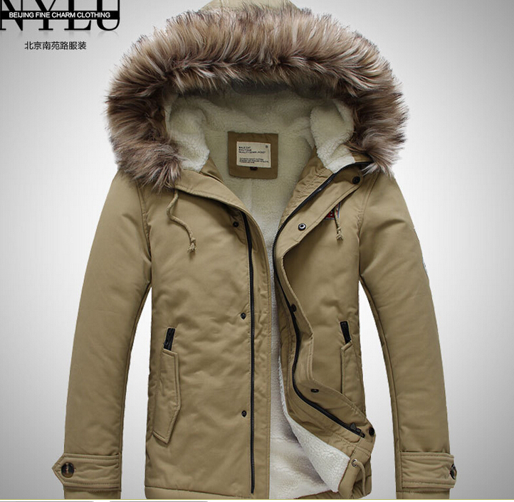 Mens winter jackets in canada