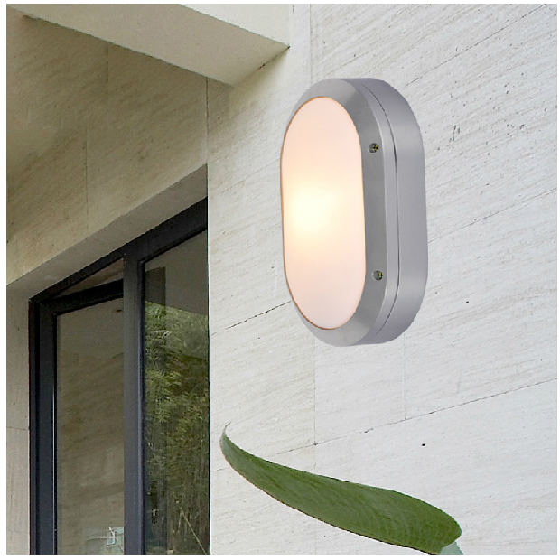 Modern Porch Light Waterproof Waterproof Ip54 Outdoor Wall Lamp For Bathroom Bathroom Art