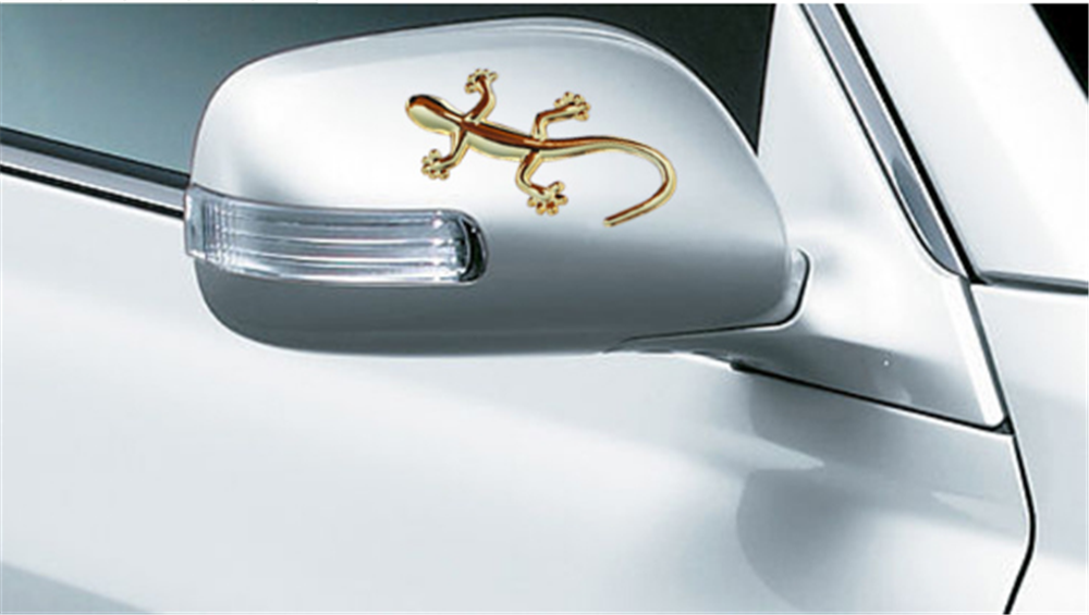 اكسسوارات السيارات شخصية ملصق ثلاثية الأبعاد سحلية أبو بريص شارة لكيا سبورتاج سورينتو سيدونا المضي قدما أوبتيما K900