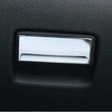New Glove Box Handle Patch Cover Copilot Storage Sequins Glovebox Sticker Case for Ford Focus 2 MK2 2005 – 2014