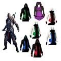 Quanzhou поступление Горячей Продажи Кредо убийцы 3 Коннер Kenway Толстовка С Капюшоном Куртки Пальто Плащ Костюм аниме косплей костюм размер 2XS-5XL