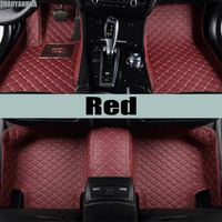 ZHAOYANHUA Car Floor Mats For Mercedes Benz G500 G350 G55 G63 X166 GL550 GLS W166 GLE