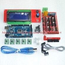 3D printer Kit 2004LCD MEGA2560 R3 RAMPS1.4
