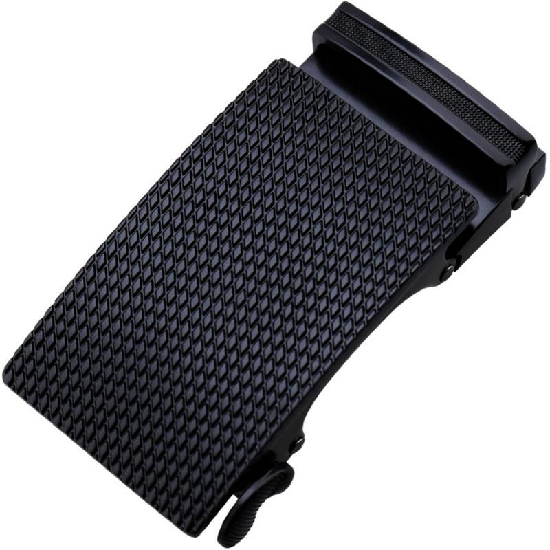 Fashion Men's Business Alloy Automatic Buckle Unique Men Plaque Belt Buckles 3.5cm Ratchet Men Apparel Designer Belt LY136-0031