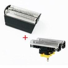31B (5000/6000 series) foil & Cutter per Braun Serie 3 Rasoi (5610 5612 350 360 370 380 390CC) 310 5312 5485 5614 5443