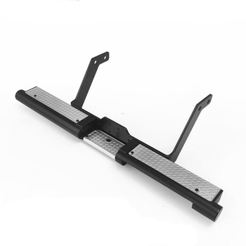 1/10 rc model car metal rear bumper assembly for 4wd TF2 LWB frame match Toyota KILLERBODY LC70 car shell body image