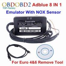 Nox поддерживает adblue ford эмулятор евро видов удалить сканер грузовик датчик