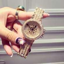 Новый эксклюзивная модная дамы женщины наручные часы plum указатель rhinostone игристые сияющий кварцевые часы montre роковой relógio feminino