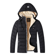 Free Shiping Thicken Winter Jacket Parkas Men Brand Clothing Male Cotton Fleece Warm Winter New Top QualityTop Down Parkas Men