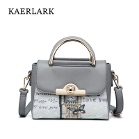 Kaerlark Brand 2017 Bolsos Mujer Female Small Mini Shoulder S Bag Women Ladies Girl Butterfly Leather