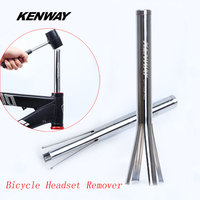 KENWAY 34-56mm Universal Bicycle Headset Remover Steel MTB Mountain Bike Headset Removal Tools Bicycle Disassembly Repair Tools