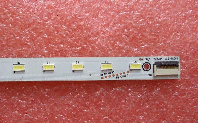 1-Для konka LED40X9600UF Article lamp 4AD074762 V390HK1-LS5-TREM4 1 шт. = 48LED 495 мм смотреть на Алиэкспресс Иркутск в рублях