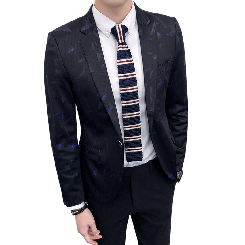 IFRICH costume veste hommes décontractée Plaid Slim Fit mode Blazer mâle Simple Style manches longues printemps offre spéciale manteaux Jaquetas Homens