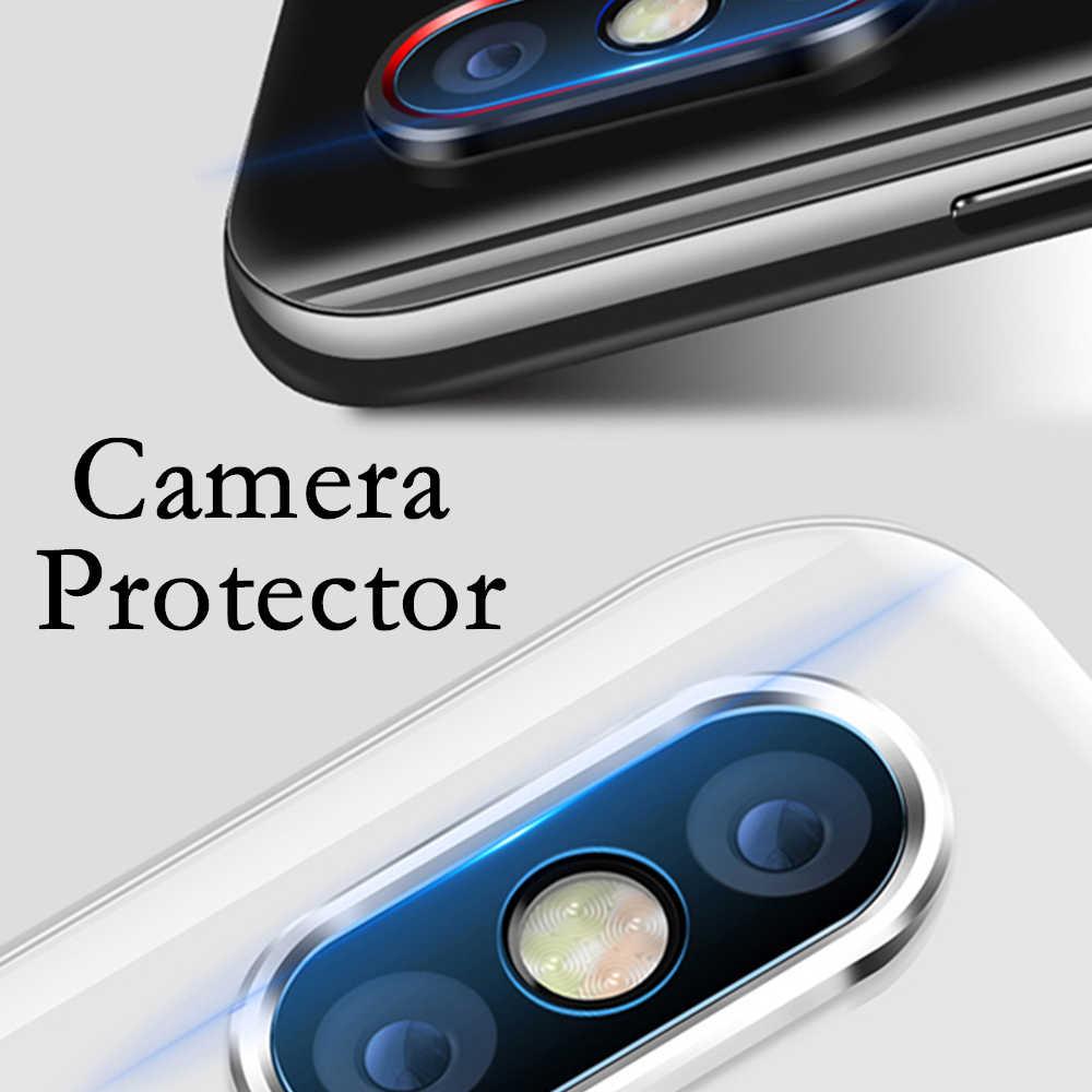 كاميرا عدسة على ل xiaomi redmi 6 برو الزجاج المقسى 6a ksiomi xiomi 6pro xiaomei واقية a6 واقي للشاشة tremp فيلم